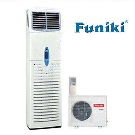 Công suất và tính năng của điều hòa cây Funiki 2 chiều