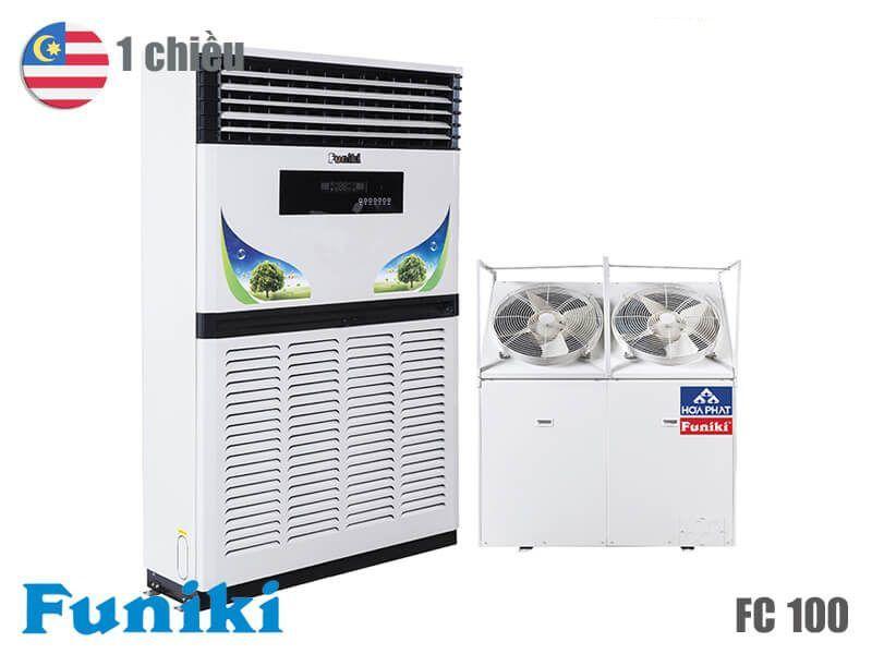 Điều hòa tủ đứng Funiki FC100 100.000BTU 1 chiều ga R410A