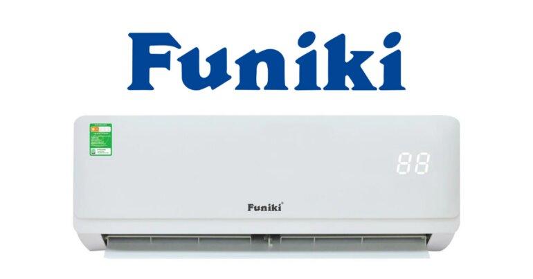 Điều hòa Funiki báo lỗi E4, EC Nguyên nhân và cách khắc phục