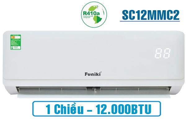 Điều hòa Funiki 12.000BTU 1 chiều SC12MMC2